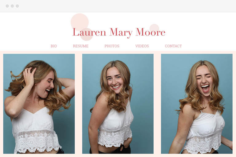 Lauren Mary Moore
