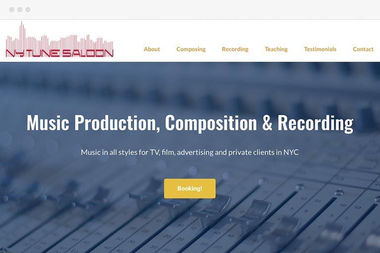 NY Tune Saloon