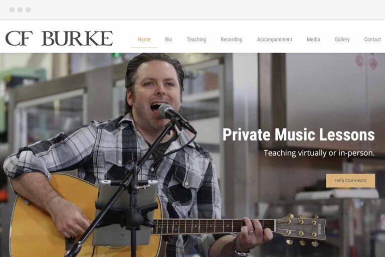 CF Burke Music