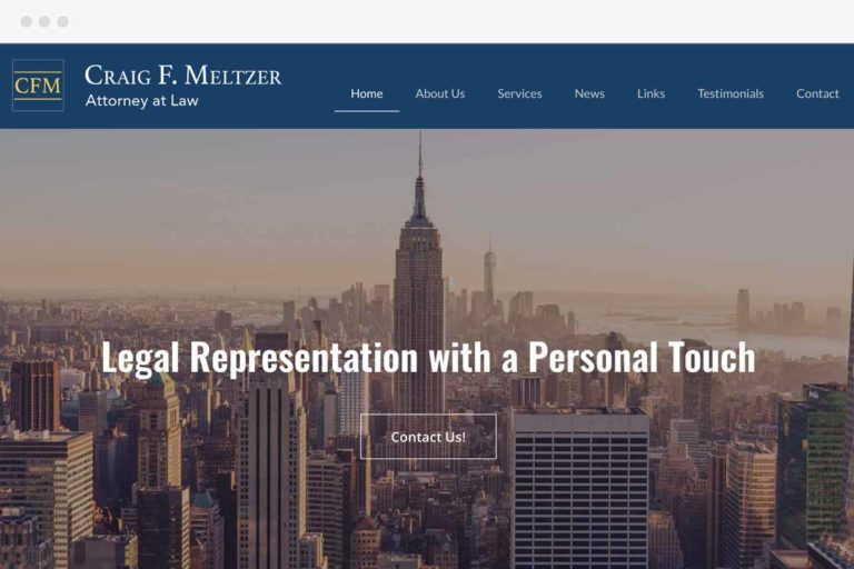 Craig F. Meltzer Law