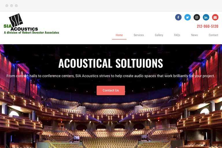 SIA Acoustics